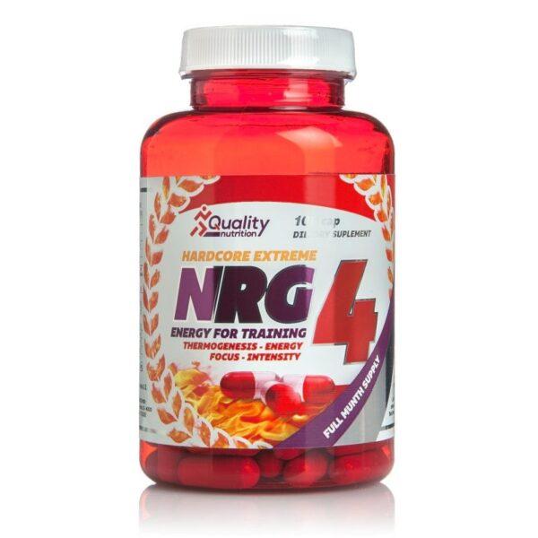 NRG4 de Quality Nutrition