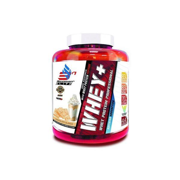 Whey+Isolate 2 kg de Bavarian Élite