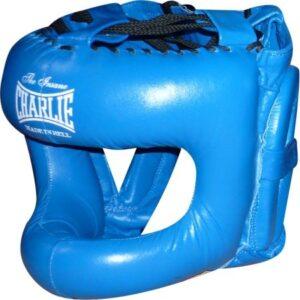Casco BARRA H Azul de Charlie