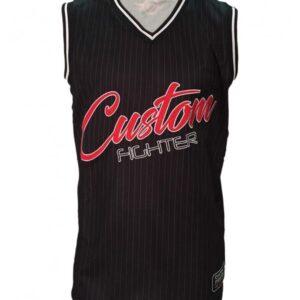 Camiseta Basket de Custom Fighter