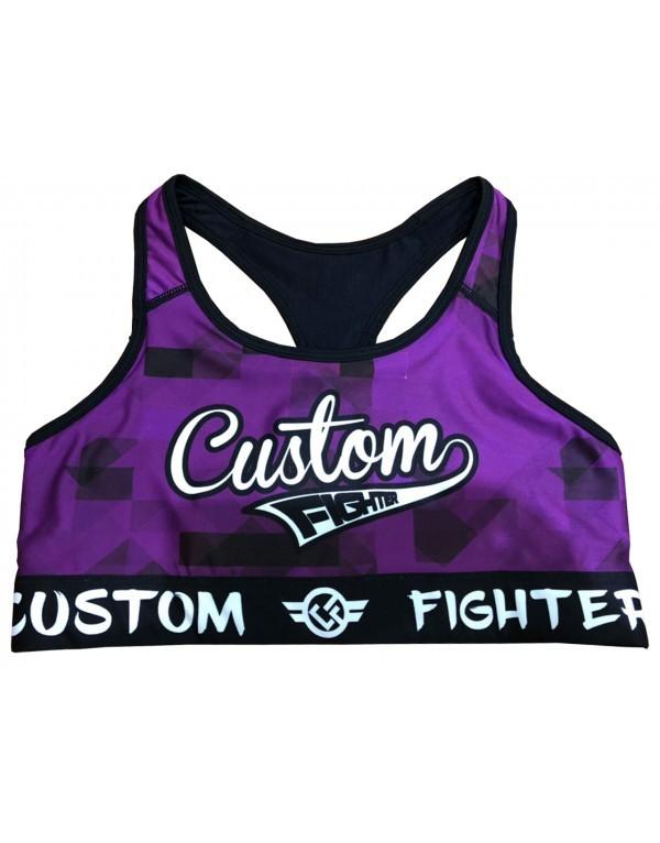 Top Femenino custom Fighter
