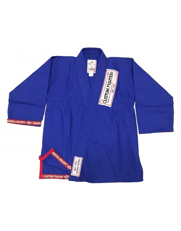 Kimono Jiu jitsu Kids Custom Fighter