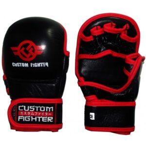 Guantilla Piel MMA Sparring de Custom Fighter