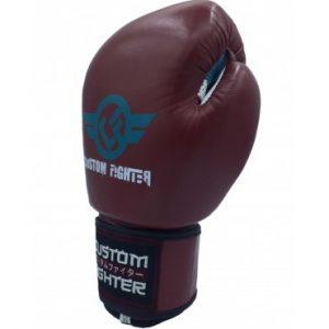 guante de boxeo retro