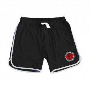 pantalon corto negro