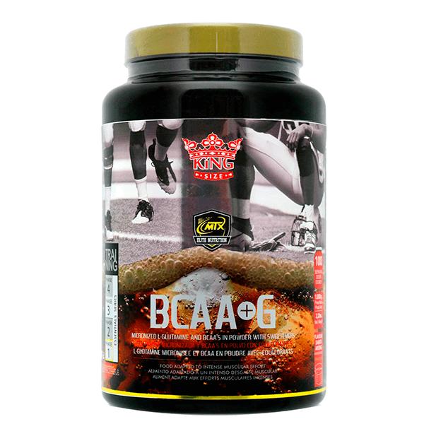 BCAA + GLUTAMINA 1 KG de Mtx Nutrition