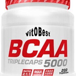 BCAA 5000 200 Cp de VitoBest