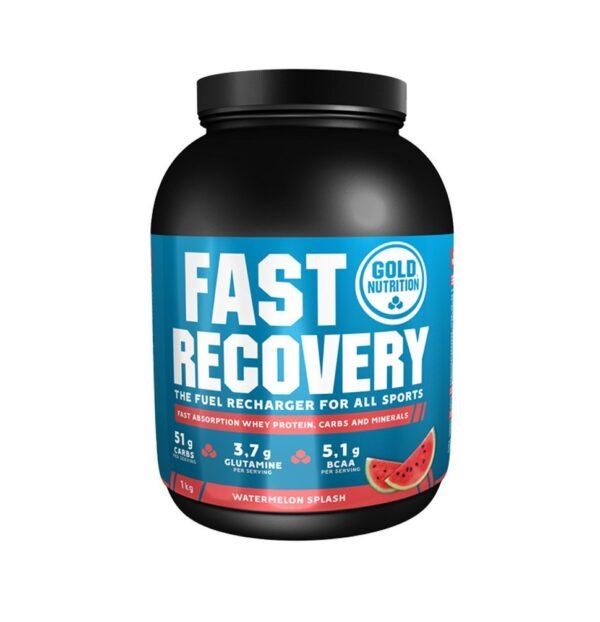 FAST RECOVERY 1 Kg de de Gold nutrition