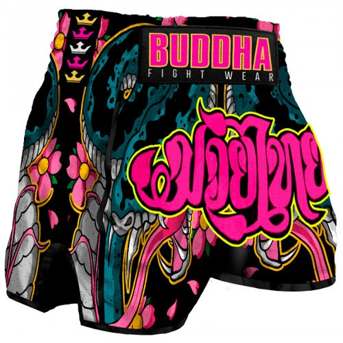 Short Retro Cobra Buddha
