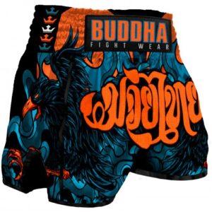 Short Retro Eagle Buddha