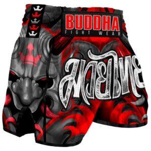 Short Retro Demon Buddha