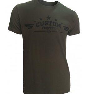 camiseta custom fighter